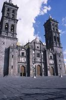 Cathedral, Puebla