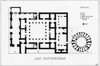 Las Capuchinas, Antigua, Plan