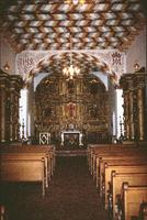Mission Dolores, San Francisco, Interior