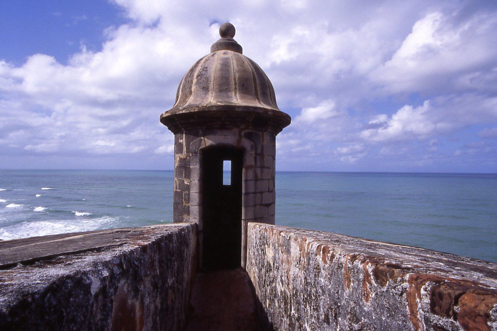 El Morro Watchtower 183 Vistasgallery
