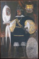 Portrait, don Marcos Chiquathopa