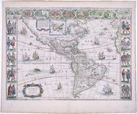 <i>Theatrum orbis terrarum</i>, New Map of America