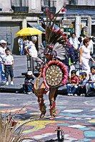 """""""Aztec"""" Dancers"""