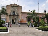 Casa de Montejo, Merida, Façade and Plaza