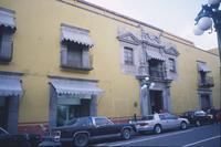 Casa del Deán, Puebla, Façade