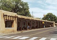 Palace of the Governors, Santa Fe