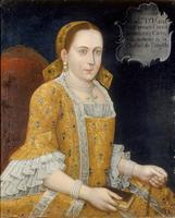 Portrait, María del Carmen Cortés Santelizes y Cartavio