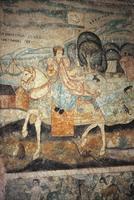 Casa del Deán, Mural, Tiburtine Sibyl