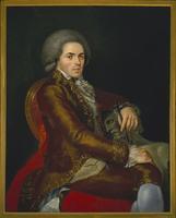 Portrait, Manuel Tolsá
