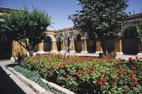 Santa Catalina, Arequipa, Cloister Painting