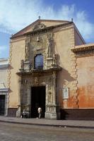 Casa de Montejo, Merida, Façade