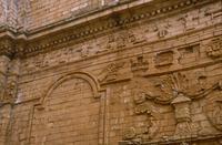 La Santísima Trinidad, Relief Sculpture