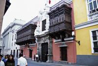 Palacio Torre-Tagle, Lima