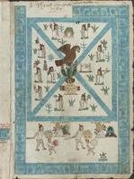 Codex Mendoza, Foundation of Tenochtitlan