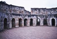 Las Capuchinas, Antigua, Cloister, View of Cells