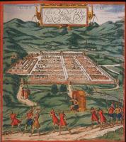 <i>Civitates orbis terrarum</i>, Map of Cuzco