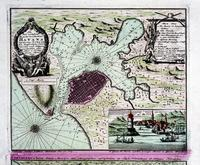 Map of Havana, Neu und verbessenter Plan der St. und Hafens Havana