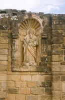 La Santísima Trinidad, Niche with Sculpture, Nave