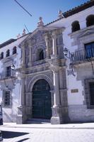 Casa de la Moneda, Potosí, Façade